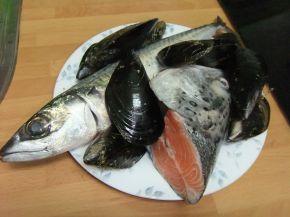 Снимка 2 от рецепта за Рибена чорба `Ники`
