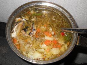 Снимка 4 от рецепта за Рибена чорба