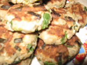 Снимка 2 от рецепта за Рибни кюфтета с дъх на пролет
