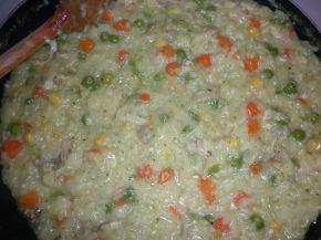 Снимка 2 от рецепта за Ризото със зеленчуци