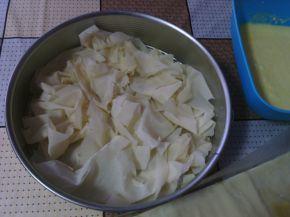 Снимка 4 от рецепта за Рошава баница
