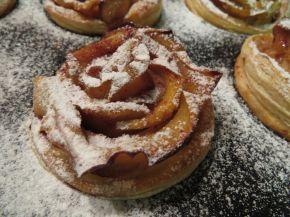 Снимка 11 от рецепта за Рози от ябълки