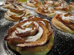 Снимка 9 от рецепта за Рози от ябълки