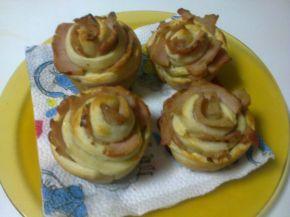 Снимка 3 от рецепта за Рози с шунка