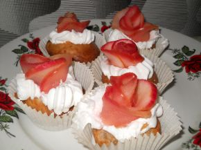 Снимка 4 от рецепта за Рози за празника