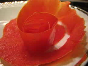 Снимка 5 от рецепта за Розички от домати