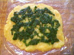 Снимка 5 от рецепта за Рулца от картофи с плънка