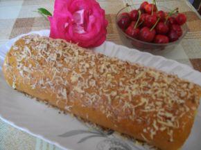Снимка 2 от рецепта за Руло с череши