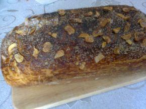Снимка 3 от рецепта за Руло с орехи, сладко и лешници