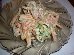 Снимка 5 от рецепта за Сач с пилешко месо