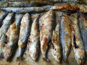 Снимка 2 от рецепта за Салака на фурна