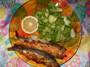 Снимка 3 от рецепта за Салака на фурна