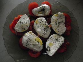 Снимка 2 от рецепта за Салата Капрезе