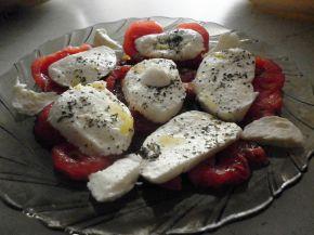 Снимка 3 от рецепта за Салата Капрезе