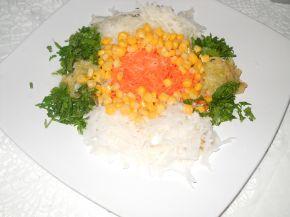 Снимка 3 от рецепта за Салата `Витамина` - ІІ вариант