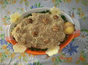 Снимка 8 от рецепта за Салата Костенурка