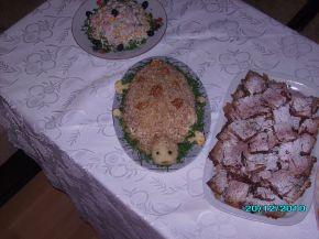 Снимка 2 от рецепта за Салата Костенурка