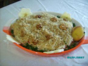 Снимка 4 от рецепта за Салата Костенурка