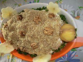 Снимка 5 от рецепта за Салата Костенурка