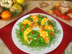 Снимка 2 от рецепта за Салата `Празничен венец`
