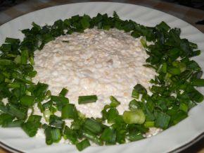 Снимка 2 от рецепта за Салата с булгур, гъби и майонеза