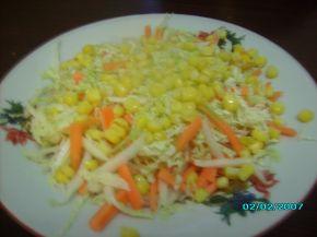 Снимка 2 от рецепта за Салата с китайско зеле