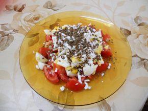 Снимка 2 от рецепта за Салата с ленено семе