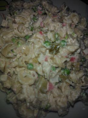 Снимка 2 от рецепта за Салата с макарони