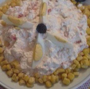 Снимка 3 от рецепта за Салата с печен пипер