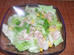 Снимка 2 от рецепта за Салата с риба тон