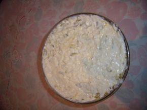 Снимка 4 от рецепта за Салата - солена торта