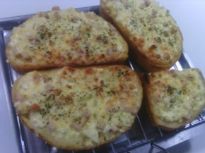 Снимка 10 от рецепта за Сандвичи за закуска