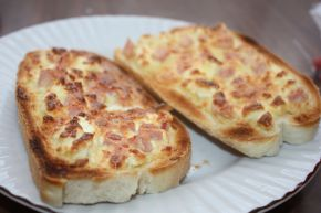 Снимка 2 от рецепта за Сандвичи за закуска