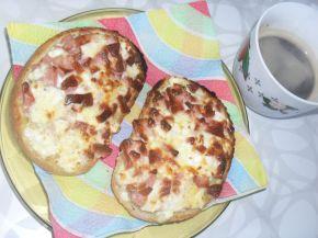 Снимка 5 от рецепта за Сандвичи за закуска