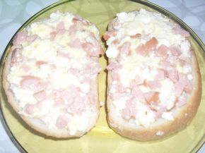 Снимка 7 от рецепта за Сандвичи за закуска