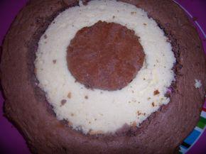 Снимка 2 от рецепта за Шахматна торта