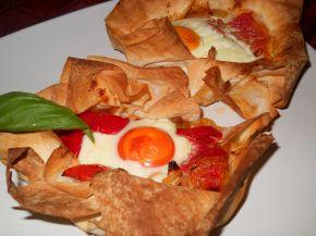 Снимка 2 от рецепта за Шакшука - руска кухня