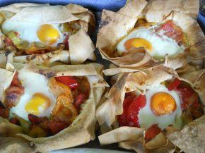 Снимка 9 от рецепта за Шакшука - руска кухня