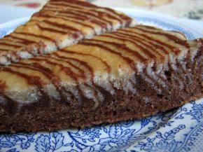 Снимка 2 от рецепта за Шарен кекс