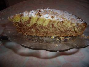 Снимка 6 от рецепта за Шарен кекс