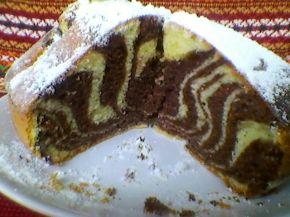 Снимка 7 от рецепта за Шарен кекс