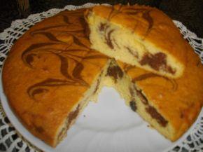 Снимка 4 от рецепта за Шарен кекс