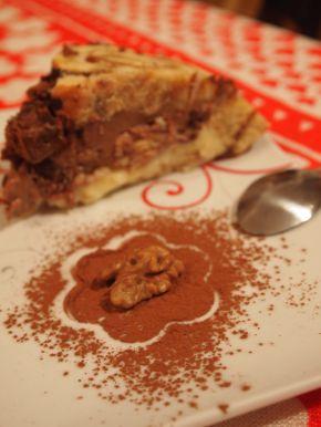 Снимка 7 от рецепта за Шарена  лесна торта с готови  рула