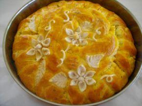 Снимка 2 от рецепта за Шарена погача