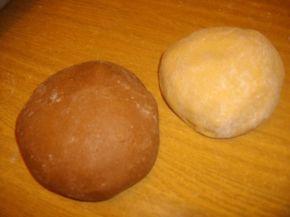 Снимка 8 от рецепта за Шарени коледни меденки