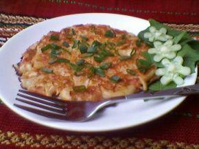 Снимка 2 от рецепта за Шницел с макарони