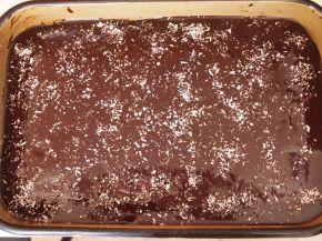 Снимка 2 от рецепта за Шоколадов Фъч