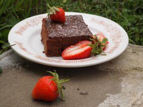Снимка 4 от рецепта за Шоколадов Фъч