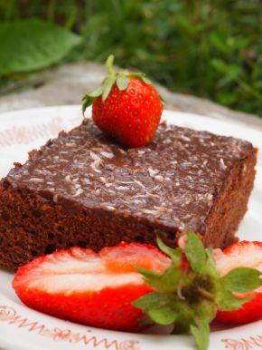 Снимка 6 от рецепта за Шоколадов Фъч