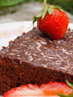 Снимка 7 от рецепта за Шоколадов Фъч